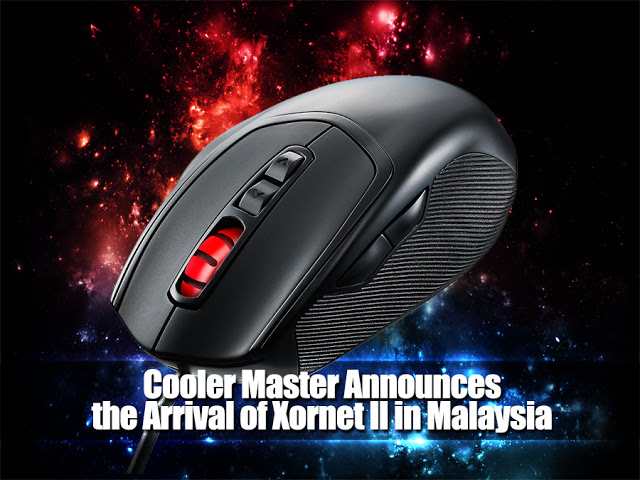 Cooler Master Announces the Arrival of Xornet II in Malaysia 3