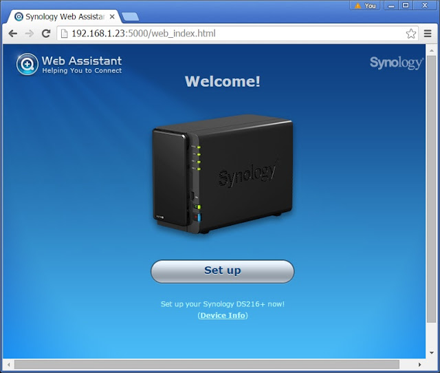 Unboxing & Review: Synology DiskStation DS216+ 2-Bay NAS 8