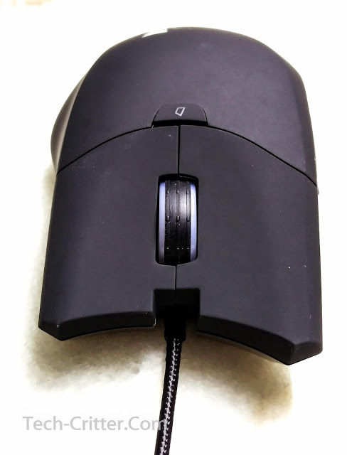 Unboxing & Review: Tesoro Thyrsus Laser Gaming Mouse 56
