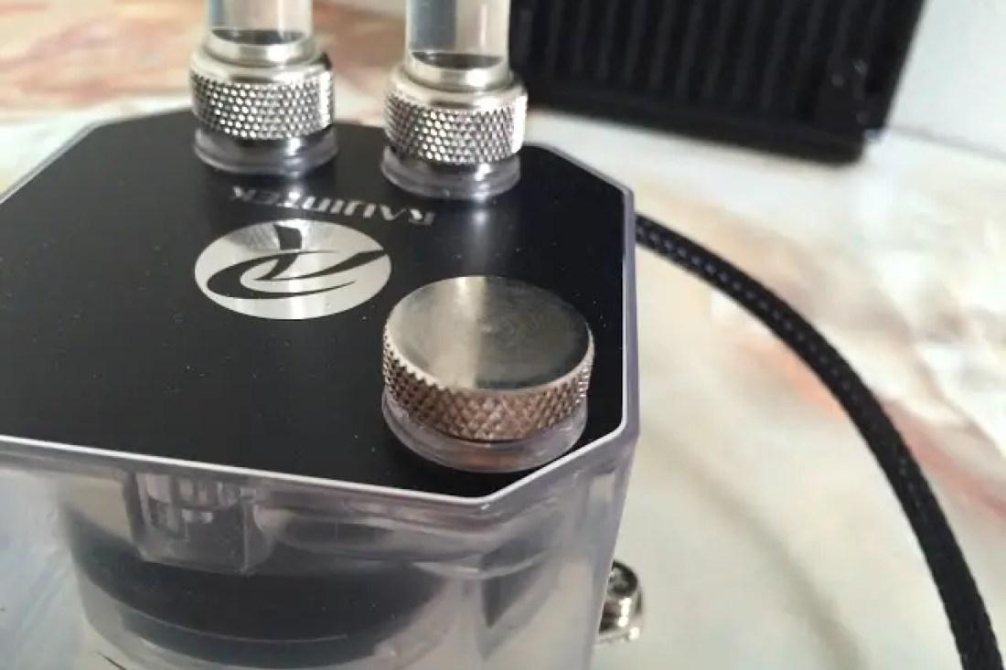 Unboxing & Review: Raijintek Triton 280 Liquid Cooler 8