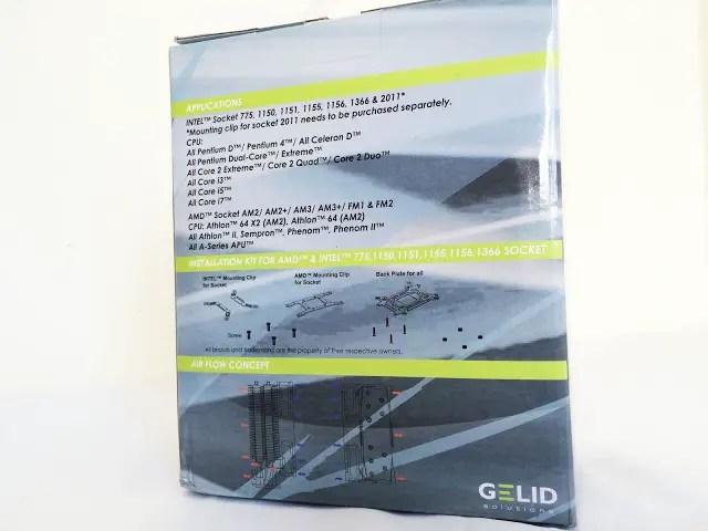 Unboxing & Review: GELID Solutions Antarctica CPU Cooler 55