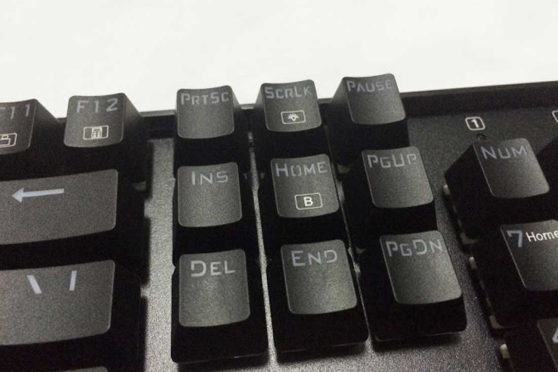 Unboxing & Review: Redragon Vara Gaming Mechanical Keyboard 8