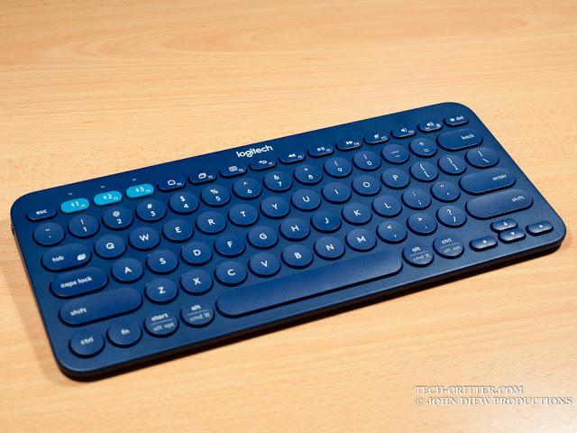 9925f9b22b2 Unboxing & Review: Logitech K380 Bluetooth Multi Device Keyboard 1