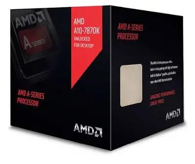 AMD Announces Its New A10-7890K APU and Athlon X4 880K Processor 4