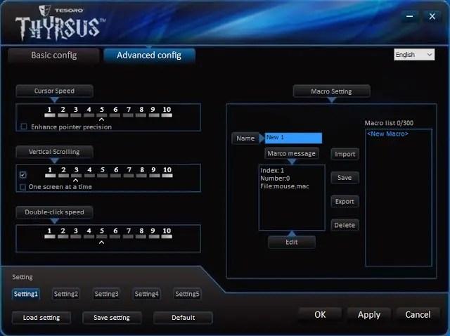 Unboxing & Review: Tesoro Thyrsus Laser Gaming Mouse 61
