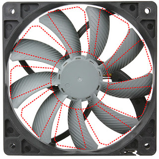 Scythe launches GlideStream 120 PWM SC fan with unique 3-step fan speed limiting switch 9