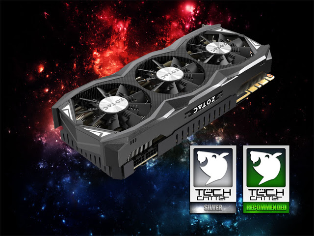 Unboxing & Review: ZOTAC GeForce GTX 980 Ti AMP! Extreme Edition 54