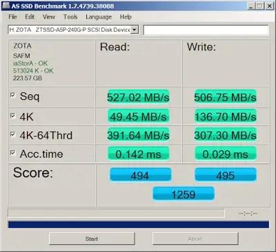 Unboxing & Review: ZOTAC 240GB Premium Edition SSD 46