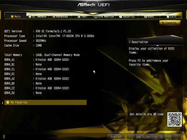 Unboxing & Review: ASRock X99 OC Formula 3.1 95