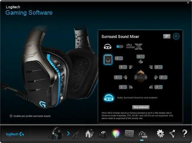 Unboxing & Review: Logitech G633 Artemis Spectrum 27