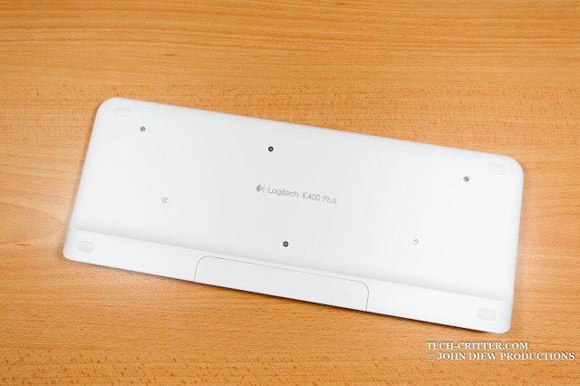 Unboxing & Review: Logitech Wireless Touch Keyboard K400 Plus 53