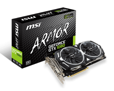 MSI Announces Its New GeForce GTX 1080 Graphics Cards Lineup 15