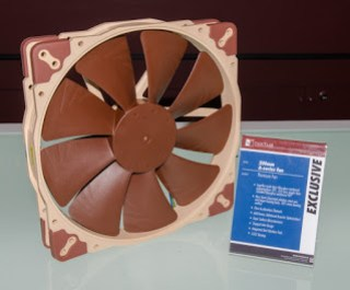 Computex 2016: Noctua Showcases New Fan Design, Mounting Kit and Chromax Heatsink Cover 56