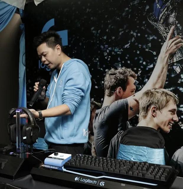 Logitech G Sponsors Pro-Gaming team KL Hunters 13