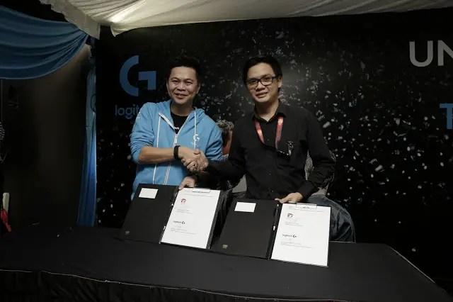 Logitech G Sponsors Pro-Gaming team KL Hunters 15