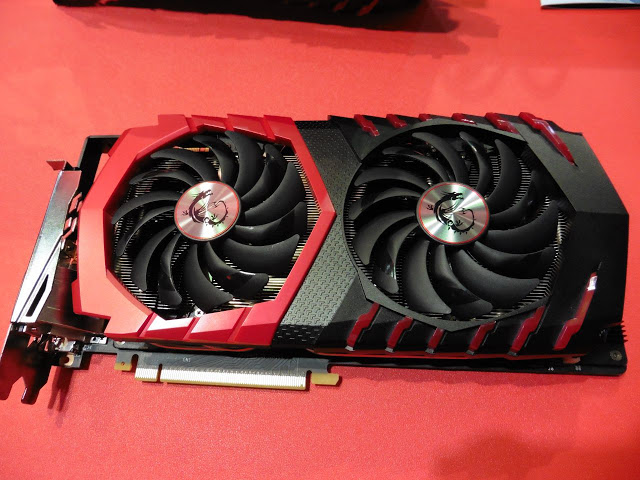 Computex 2016 Coverage: MSI Showcases Gaming Z and Gaming X Series of Its GeForce GTX 1080 Graphics Card 25