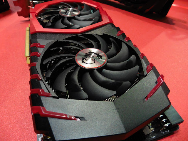 Computex 2016 Coverage: MSI Showcases Gaming Z and Gaming X Series of Its GeForce GTX 1080 Graphics Card 29
