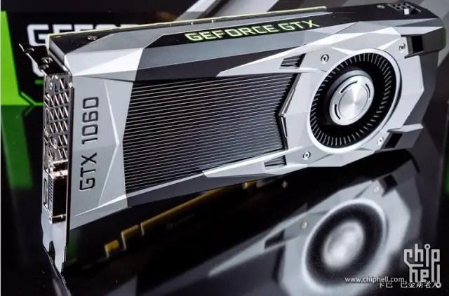 NVIDIA GeForce GTX 1060 3DMark Benchmark Result Leaked! 11