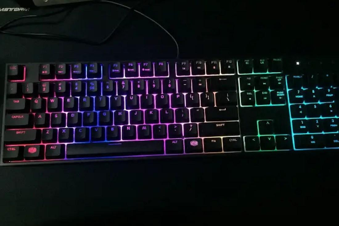 Unboxing & Review: Cooler Master MasterKeys Lite L Keyboard Mouse Combo 108