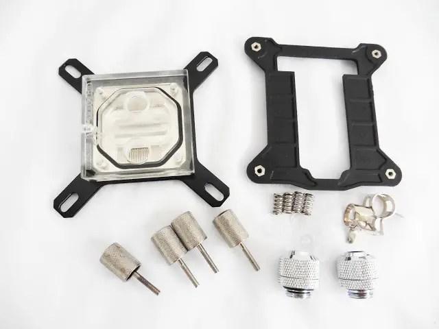 Bykski Water Cooling Kit Review 4