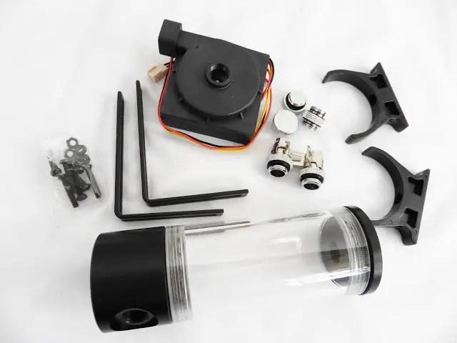 Bykski Water Cooling Kit Review 7
