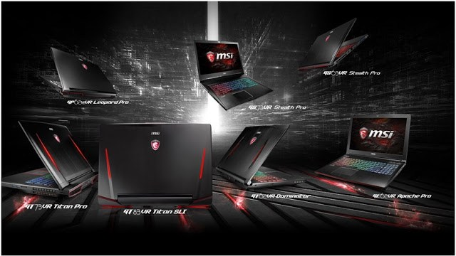 MSI To Launch Its VR Ready Notebooks On August 16th 13