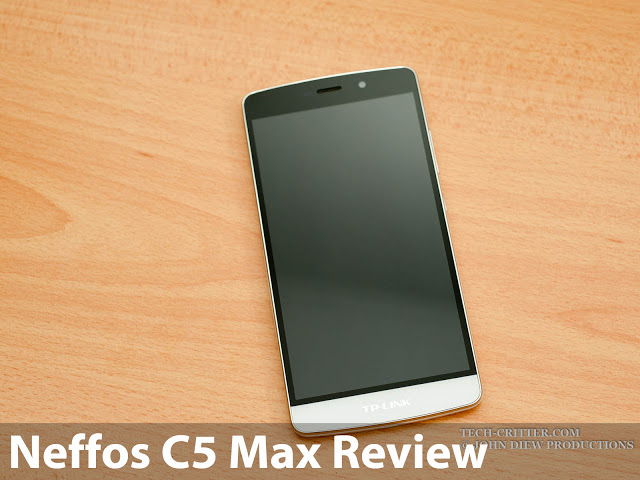 Unboxing & Review: Neffos C5 Max 1