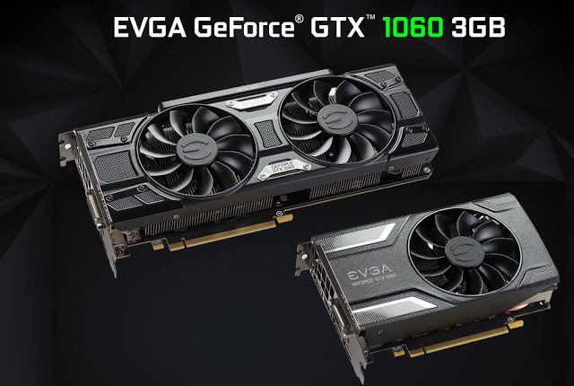 EVGA Unleashes GeForce GTX 1060 3GB GDDR5 With EVGA ACX Cooling Technology 7