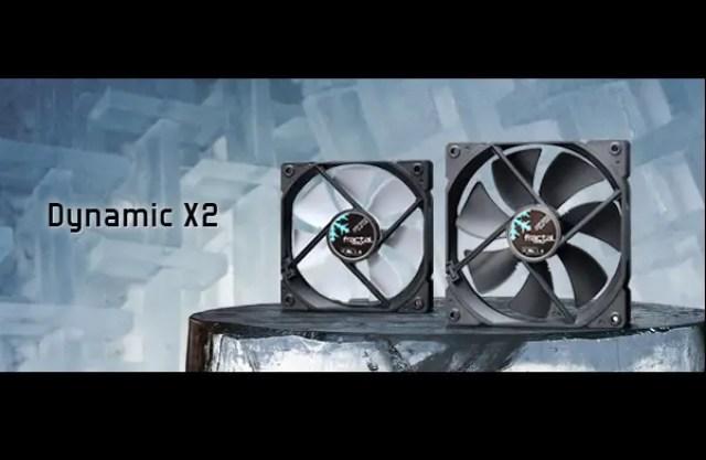 Fractal Design Announces New Dynamic X2 Fans 7