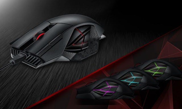 Unboxing & Review: ASUS ROG Spatha Gaming Mouse Review 67