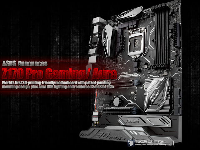 ASUS Z170 Pro Gaming/Aura Now Available In Malaysia 7