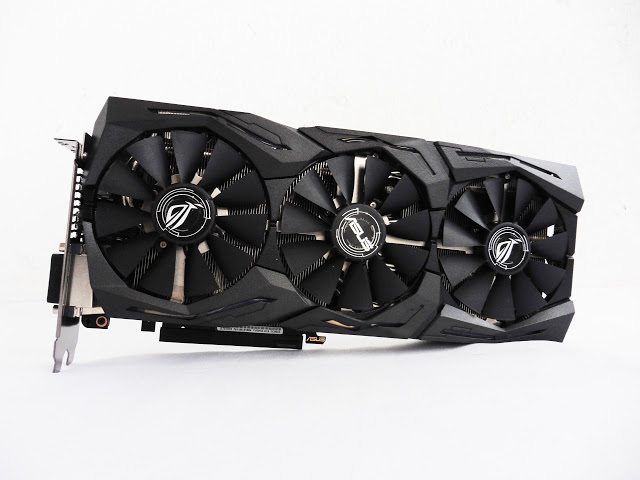 ASUS ROG Strix GeForce GTX 1070 Review