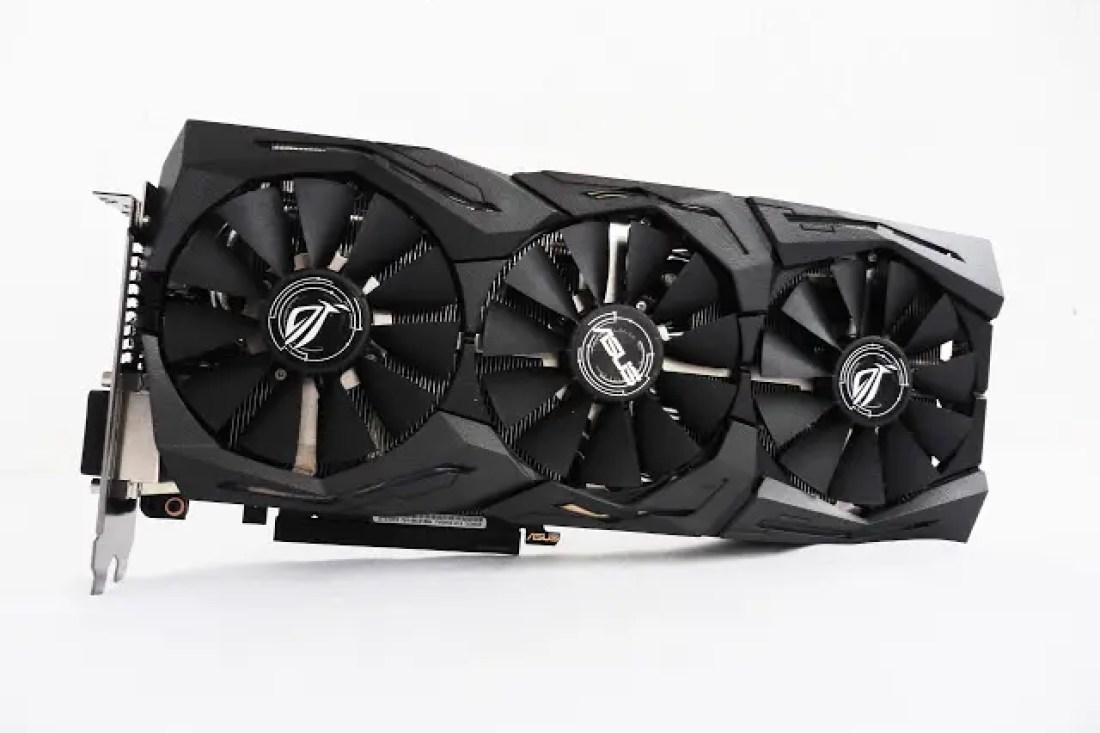 ASUS ROG Strix GeForce GTX 1070 Review 34