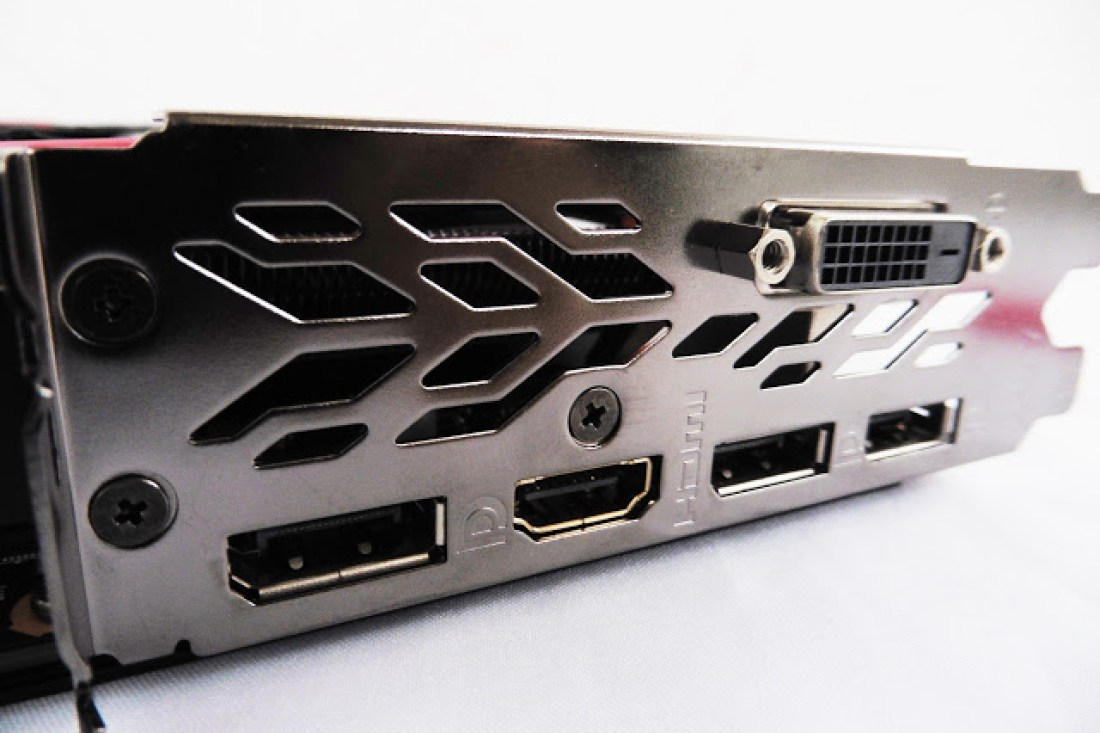 MSI GeForce GTX 1080 Gaming X 8G Review 11