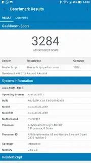 Unboxing & Review: ASUS ZenFone 3 Ultra 35