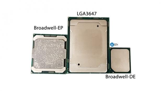 Intel's Monolithic LGA 3647 Socket For Knights Landing CPU Pictured 1