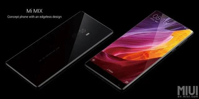 Mi MIX: Xiaomi's Flagship-worthy Concept Phone 9