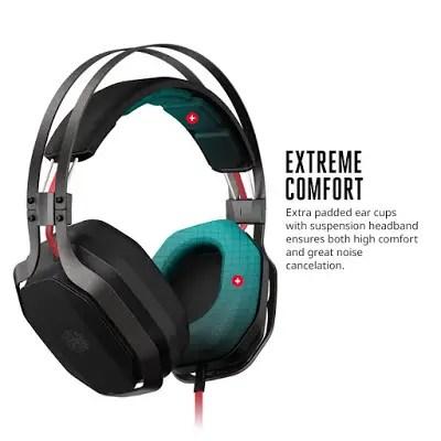 Cooler Master Announces the MasterPulse Over-ear Bass FX Headset At RM299 5