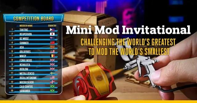 Cooler Master Announces the 'Mini Mod Invitational' 3