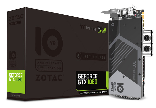 ZOTAC Releases 10 Years Anniversary Special Edition GTX 1080, Magnus EN1080, Sonix SSD and VR GO Backpack 12