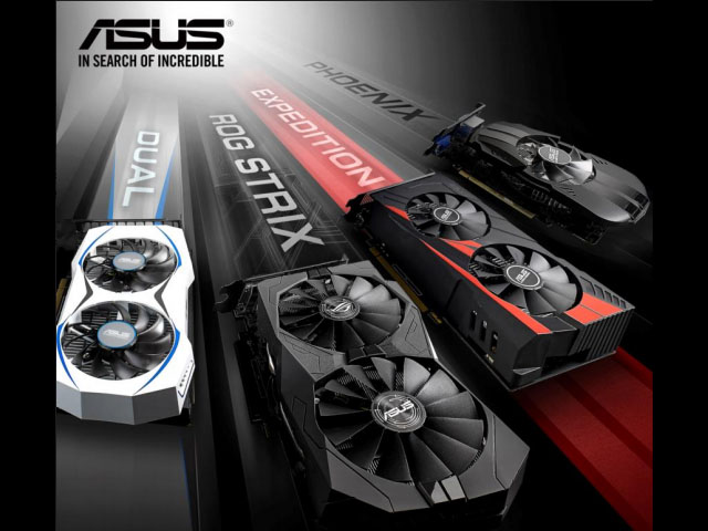 ASUS Announces Latest Lineup of GeForce GTX 1050 and GTX 1050 Ti Graphics Card 1