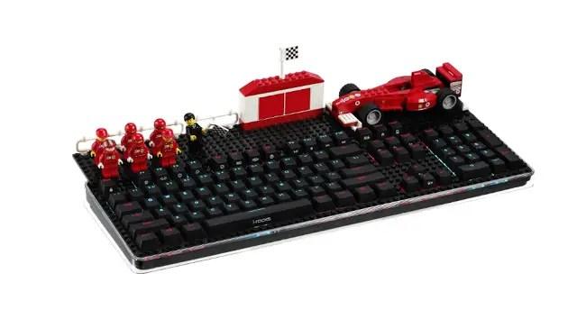 i-Rocks Introduces i-Rocks K76m Fun Illuminated Mechanical Keyboard With Newly Revised ALPS Switches 2