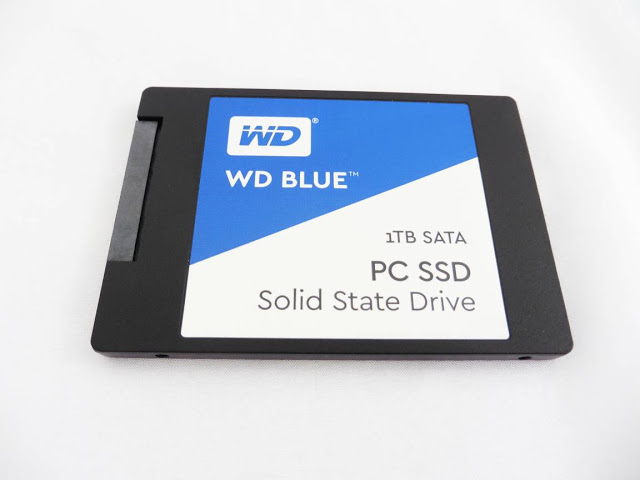 WD Blue SSD 1TB Review 41