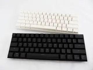 OBINS Anne PRO RGB Wireless Bluetooth Mechanical Keyboard Review 4