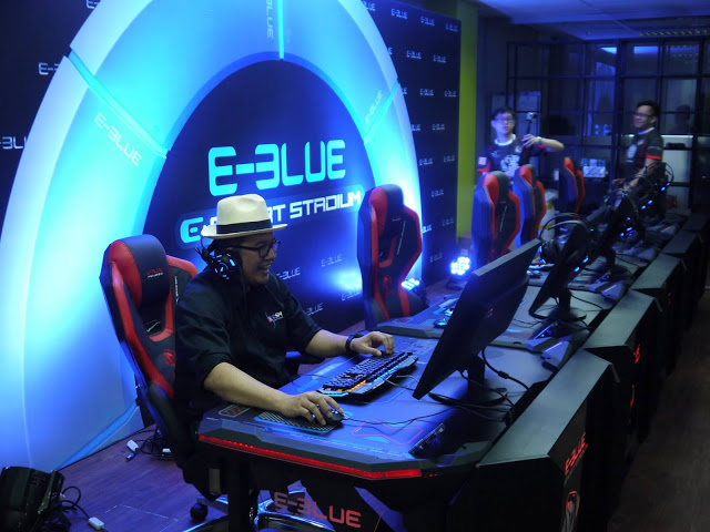 E-Blue E-Sports Stadium Makes Local Debut At Malaysia's Annual LAN Party CyberFusion 2016 12