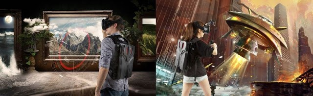 MSI Announces The Availability Of Its Most Powerful Backpack PC, MSI VR One in Malaysia 4