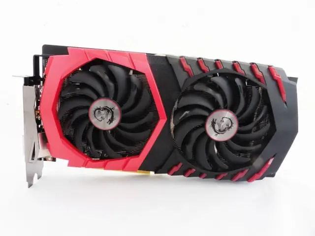 MSI GeForce GTX 1060 Gaming X 6G Review 41
