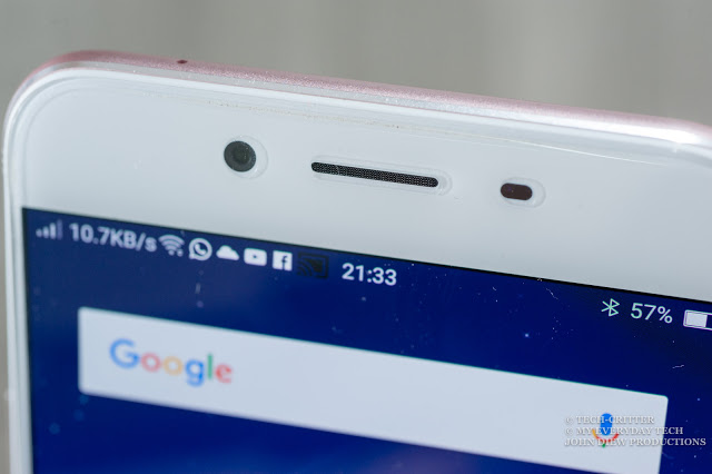 Unboxing & Review: OPPO R9s 134