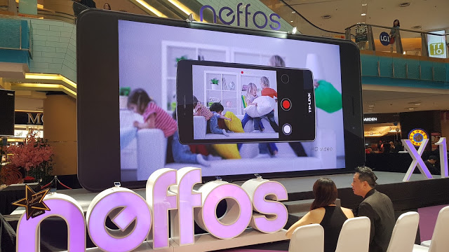 Event Coverage: Neffos X Series Consumer Launch 1