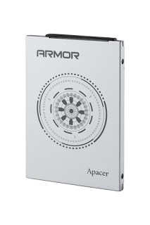 Apacer Announces New AS681 ARMOR SSD With Read/Write Speed of Up To 545/520 MB/s and 3-year Global Warranty 3